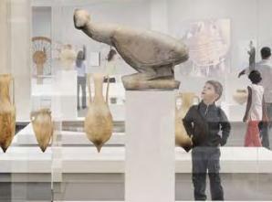 Collections antiques - Musée d'Histoire de Marseille