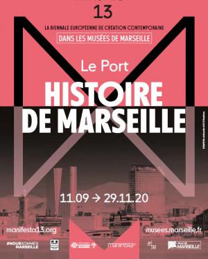 Affiche Manifesta 2020