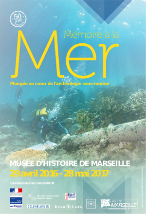 Affiche Mémoire à la mer