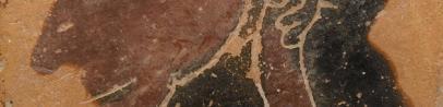 Fragment de cratère à colonnettes
