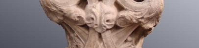 Chapiteau gothique du XIIIe siècle