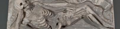 Fragment du cénotaphe de Guillaume du Vair